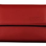 Portafoglio donna rosso Brucle