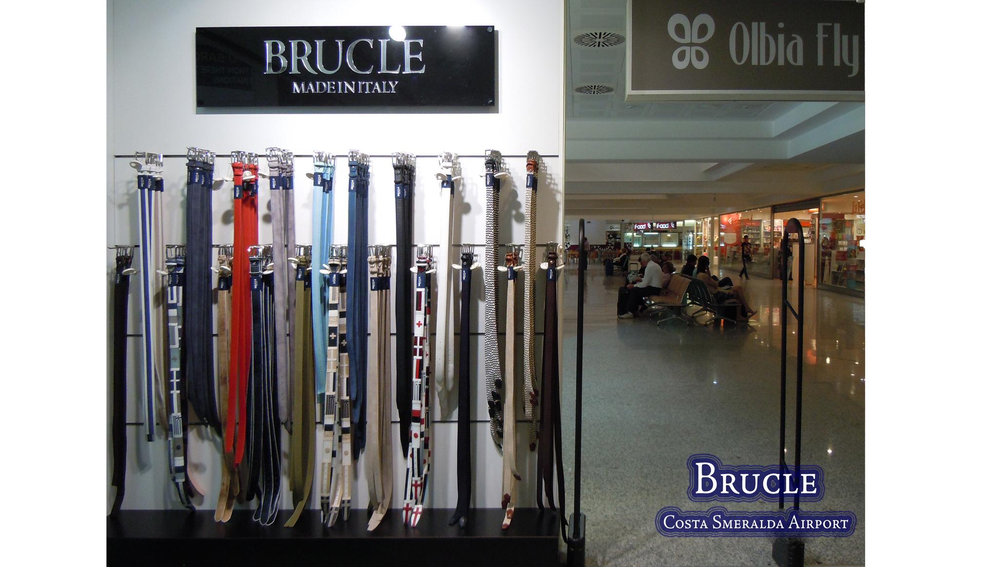 New Cornee Shop Brucle Belts
